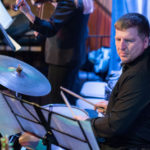 Kevin Coady Drums Wintergarten Orchestra