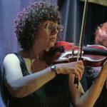 Valerie Sylvester Violin Wintergarten Orchestra