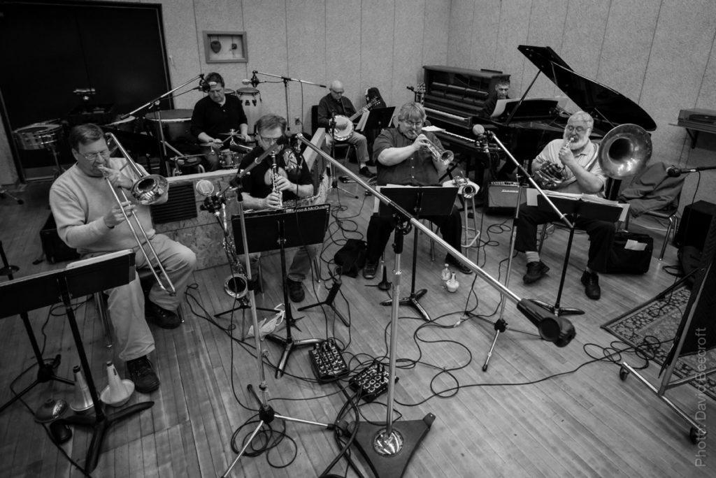 Recording session 2016
