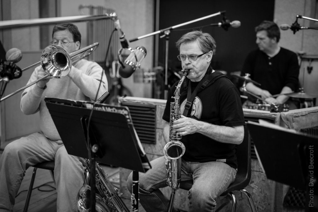 Bill, John and Kevin Recording 2016