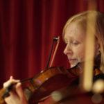 Jane Woods Violin Wintergarten Orchestra