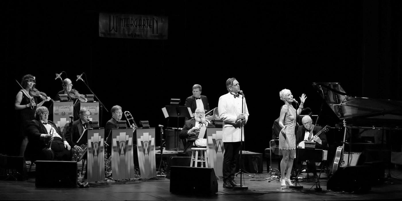 The Wintergarten Orchestra in concert Peterborough,ON