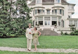 Gatsby Garden Party Spadina House Toronto Wintergarten Orchestra