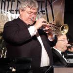 Sandy Barter trumpet Wintergarten Orchestra