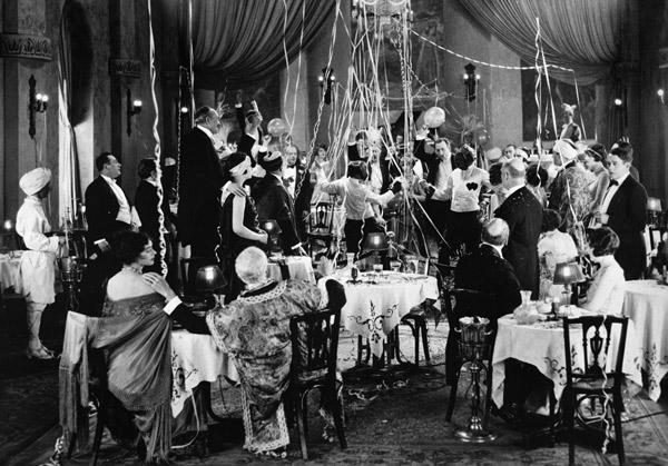 Wintergarten Orchestra New Years Eve-EVE