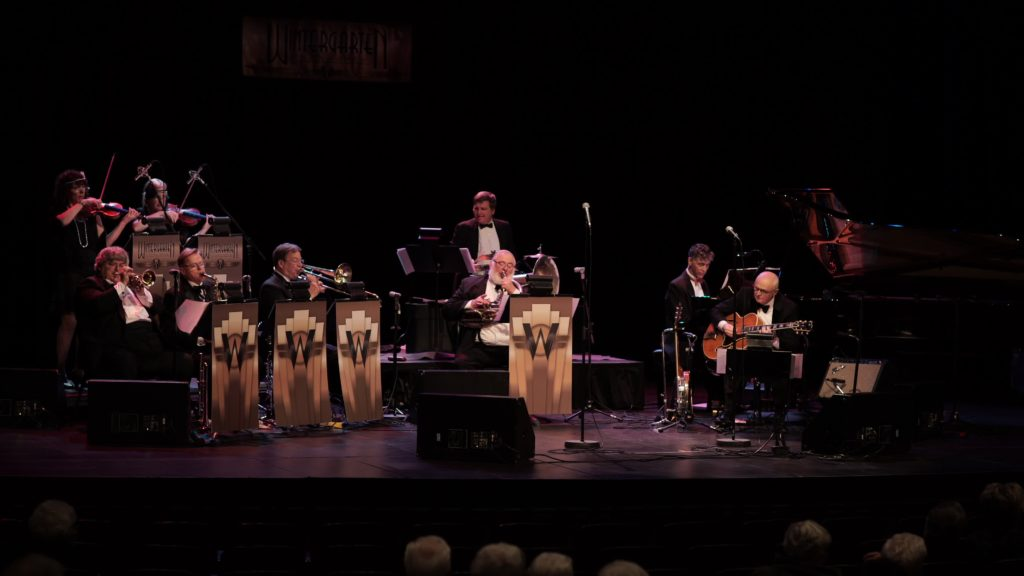 Wintergarten Orchestra in concert at the Showplace Centre, Peterborough, ON